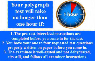 Los Angeles polygraph tests are only $148