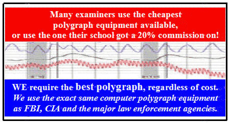 most accurate polygraph test in Los Angeles