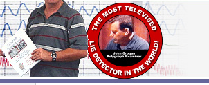 Los Angeles California Polygraph Examinations logo- Lie Detection, Training and Lectures | John Grogan Polygraph and Associates
