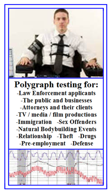Los Angeles polygraph choices